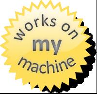 Works on my machine